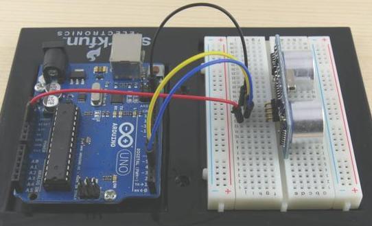 capteur distance arduino
