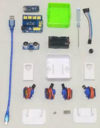 Ensemble de robots Otto Arduino