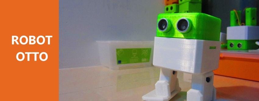 robot arduino otto