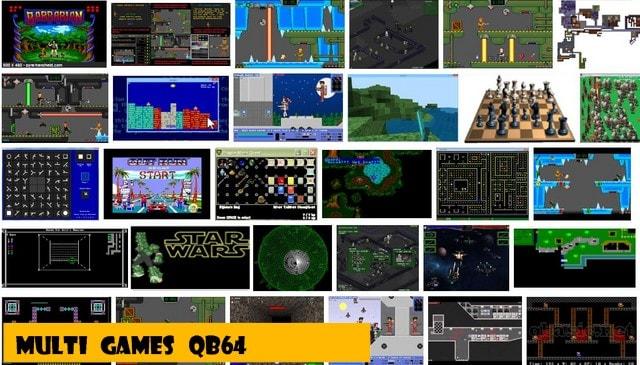 games en qbasic64